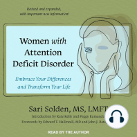 Women with Attention Deficit Disorder