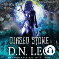 Cursed Stone - Surge of Magic - Book 3