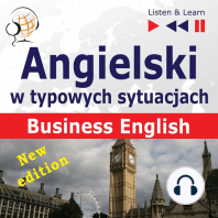 Angielski w typowych sytuacjach