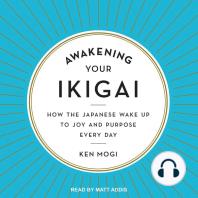 Awakening Your Ikigai