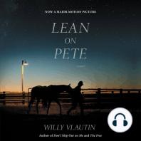 Lean on Pete (Movie Tie-In)