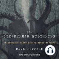 The Slenderman Mysteries