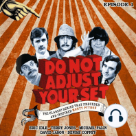 Do Not Adjust Your Set - Volume 1