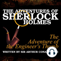 Adventures of Sherlock Holmes, The: The Adventure of the Engineer's Thumb