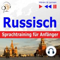 Russisch Sprachtraining für Anfänger – Hören & Lernen