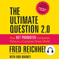 The Ultimate Question 2.0 (Revised and Expanded Edition)