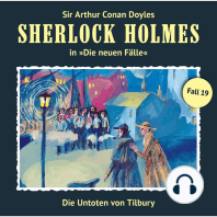 Sherlock Holmes - Die neuen Fälle, Fall 19