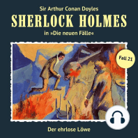 Sherlock Holmes, Die neuen Fälle, Fall 21