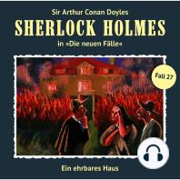 Sherlock Holmes, Die neuen Fälle, Fall 27