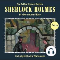 Sherlock Holmes, Die neuen Fälle, Fall 29