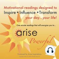 Arise Powerful