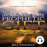 Increasing Your Prophetic Gift