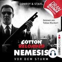 Jerry Cotton, Cotton Reloaded: Nemesis, Folge 5: Vor dem Sturm (Ungekürzt)