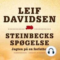 Steinbecks spøgelse - jagten på en forfatter (uforkortet)