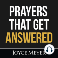 Prayers That Get Answered