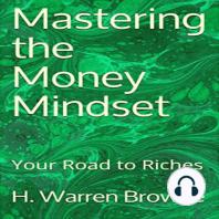 Mastering the Money Mindset