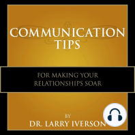 Communication Tips for Making Your Relationships Soar