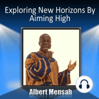 Exploring New Horizons by Aiming High