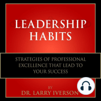 Leadership Habits