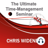 The Ultimate Time-Management Seminar
