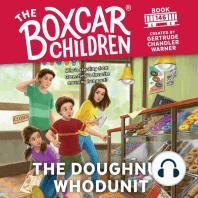 The Doughnut Whodunit