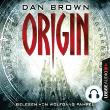 Origin - Robert Langdon 5 (Gekürzt)