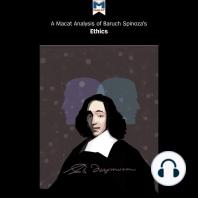 "Baruch Spinoza's ""Ethics"""