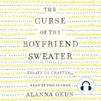 The Curse of the Boyfriend Sweater