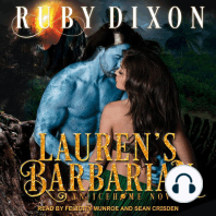 Lauren's Barbarian