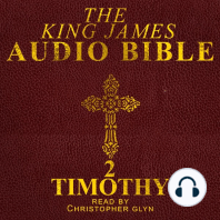 2 Timothy (Pauline Epistle): The King James Audio Bible