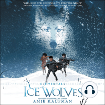 Elementals: Ice Wolves: The Elementals Trilogy, Book 1