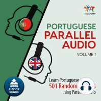 Portuguese Parallel Audio