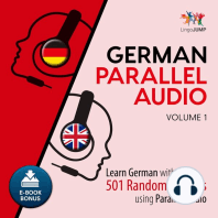 German Parallel Audio
