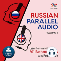Russian Parallel Audio