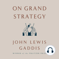 On Grand Strategy