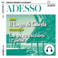 Italienisch lernen Audio - Der Gardasee
