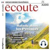 Französisch lernen Audio - Die Pyrenäen