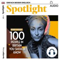 Englisch lernen Audio - 100 herausragende Persönlichkeiten