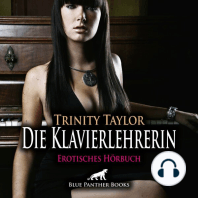 Die Klavierlehrerin / Erotik Audio Story / Erotisches Hörbuch
