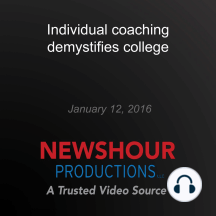 Individual coaching demystifies college