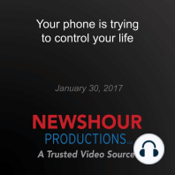 Your phone is trying to control your life
