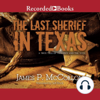 The Last Sheriff in Texas