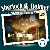 Sherlock Holmes, Die Originale, Fall 36