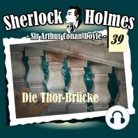 Sherlock Holmes, Die Originale, Fall 39