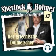 Sherlock Holmes, Die Originale, Fall 13