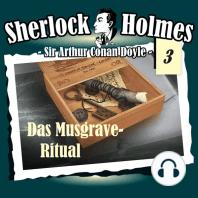 Sherlock Holmes, Die Originale, Fall 3