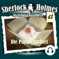 Sherlock Holmes, Die Originale, Fall 43