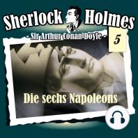 Sherlock Holmes, Die Originale, Fall 5