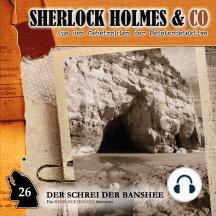 Sherlock Holmes & Co, Folge 26: Der Schrei der Banshee, Episode 1