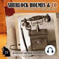Sherlock Holmes & Co, Folge 21